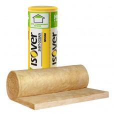 Теплоизоляция ISOVER Скатная кровля Комфорт 4000х1220х150 4,88 м.кв., 0,73 м.куб. в упаковке