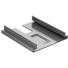 Удлинитель кронштейна крепежного усиленого ККУ  УК 150х96 (1,2 мм)