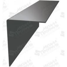 Крепежный профиль Г-образный широкий 60х81х3000 оцинк 1,2 мм