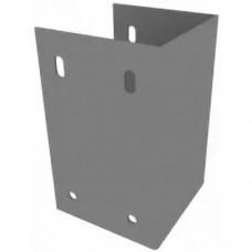 Соединитель межэтажный 100 оцинк 1,2 мм