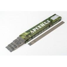 Электроды АРСЕНАЛ МР-3 АРС зеленые, рутиловое покрытие, для сварки конструкций из углеродистых марок