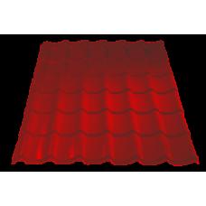 Металлочерепица Pural 0,5 мм