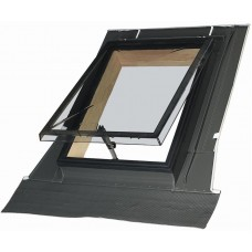 Окно-люк  Fakro  WSZ (для нежилых помещений) с универсальным окладом 54х75 см