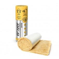 Теплоизоляционные маты ISOVER Сауна 12500х1200х100 15 м.кв. 0,750 м. куб в упаковке