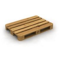 Упаковка на поддон для металлочерепицы и профлиста 3000 х 1200