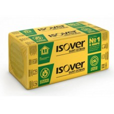 Теплоизоляционные плиты ISOVER Лайт (1200 х 600 х 50) 5,76 м. кв. 0,288 м. куб в упаковке