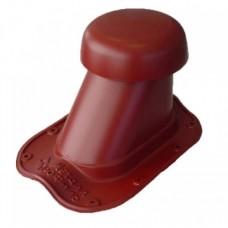 Выход универсальный Металл Профиль Ø110/200 на металлочерепицу